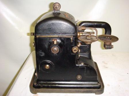 bonis machine
