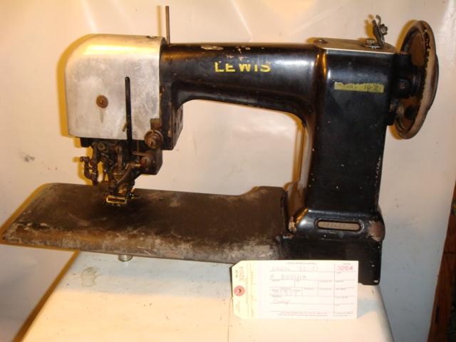 lewis blind stitch sewing machine