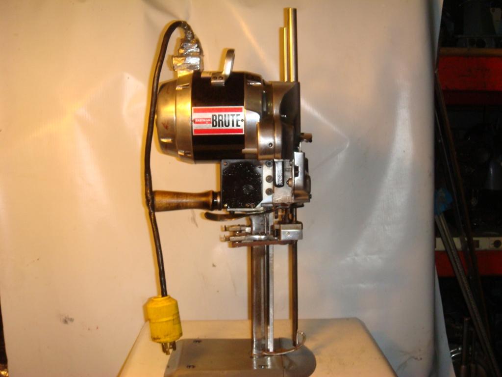 eastman fabric cutting machine