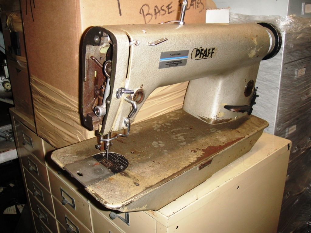pfaff 463 industrial sewing machine