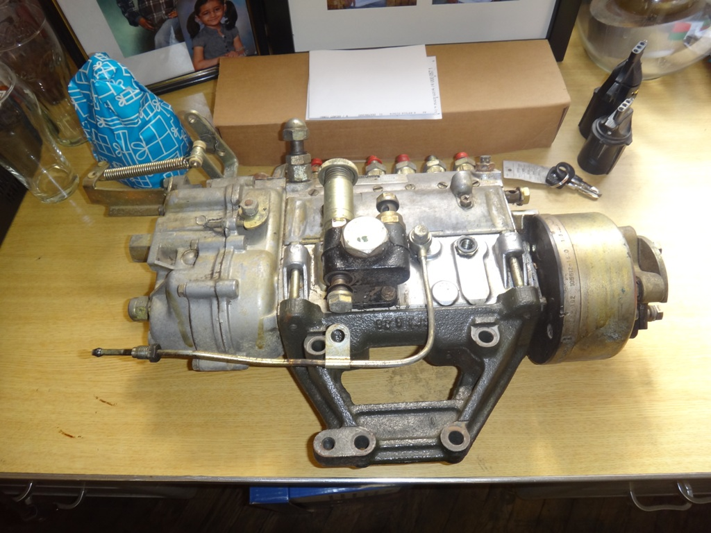 Diesel Kiki Injectors Pump