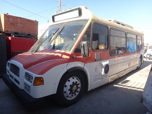 1997 Orion Transit Bus