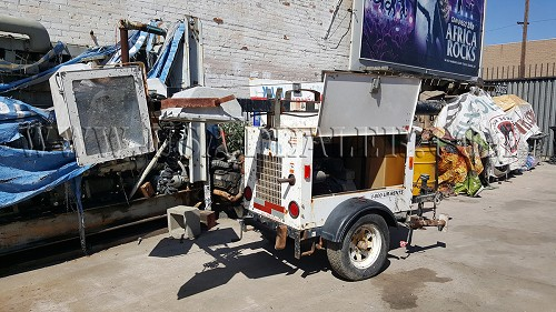 2006 Magnum MLT3060MMH Light Tower