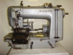 SINGER 300X4205, CHAINSTITCH SEWING MACHINE, MULTI NEEDLE WITH THE PULLER