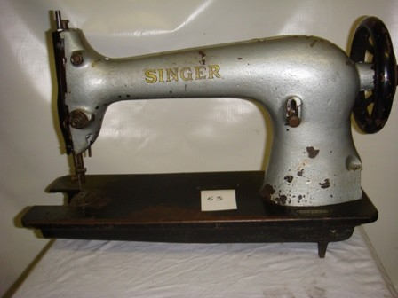 SINGER LOCKSTITCH 1 NEEDLE