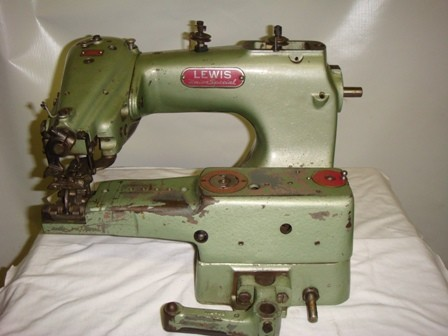 LEWIS 150-2, BLINDSTITCH / HEMMER