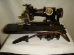 US 518,  BLINDSTITCH / HEMMER SEWING MACHINE