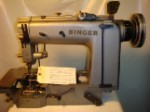 SINGER 300W101, SINGLE NEEDLE, CHAINSTITCH
