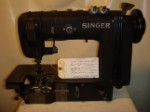 SINGER 300W201, CHAINSTITCH SEWING MACHINE, DOUBLE NEEDLE