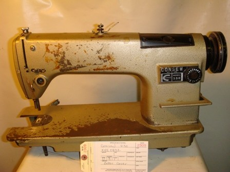 CONSEW 230 Single needle Industrial Sewing Machine