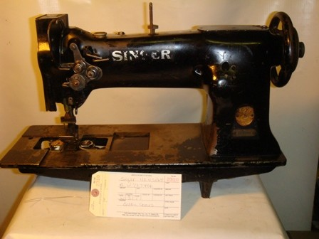 SINGER 112WSV64, two needles, walking foot sewing machine
