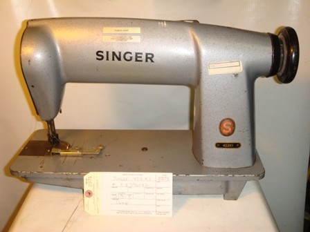 SINGER 452K1, SPECIAL MACHINE