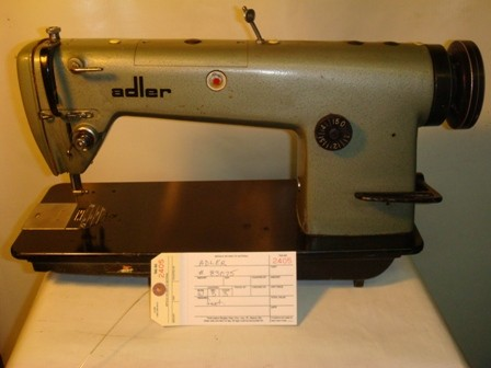 Adler Sewing Machine