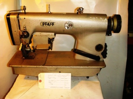 PFAFF 481-731-016 edge cutter sewing machine