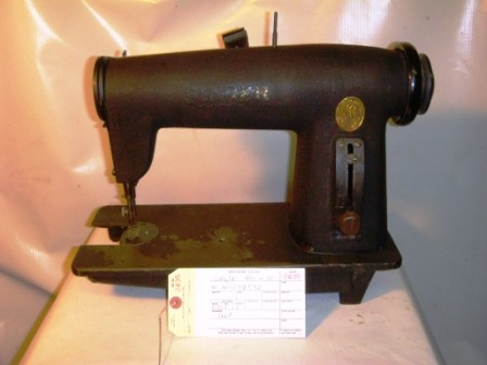 SINGER 400W15, TWO NEEDLES, SEWING MACHINE