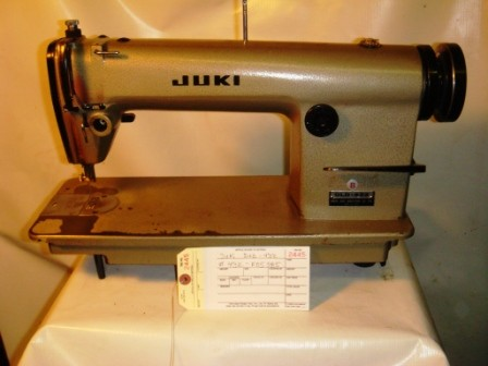 JUKI DLD 432 Needle Feed Sewing Machine
