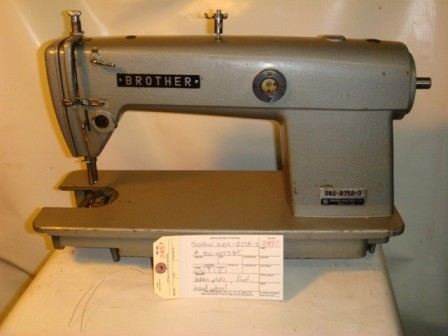 BROTHER DB2-B758-3 (Missing Parts)