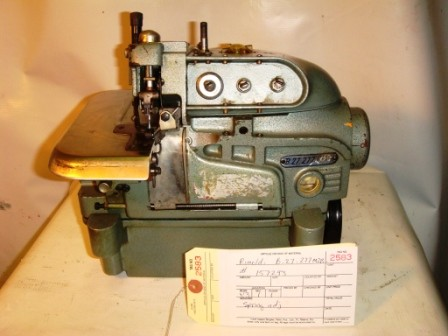 RIMOLDI B-27277M2B overlock sewing machine