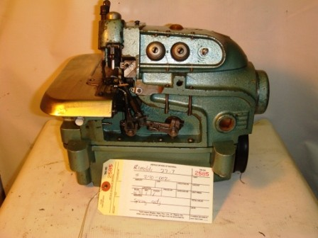 RIMOLDI 27-7 Overlock sewing machine