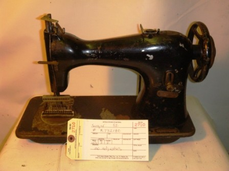 SINGER 52, MULTI NEEDLE SEWING MACHINE