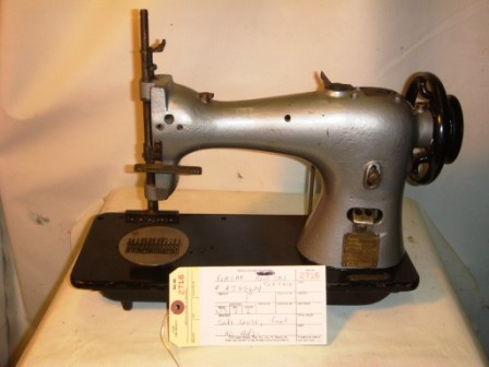 PRAZAK 5200SR1 multi needle sewing machine