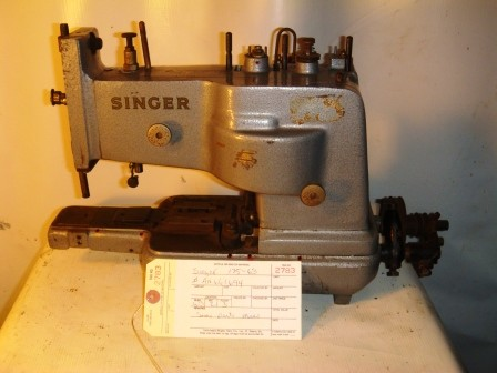 SINGER 175-63, button sew machine