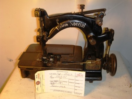 Something Vintage sewing machine union special that would