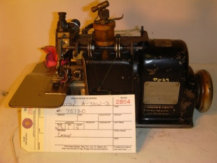 MERROW A-3DW-3 Sewing Machine