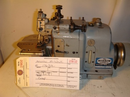 MERROW M-3DWC  Sewing Machine