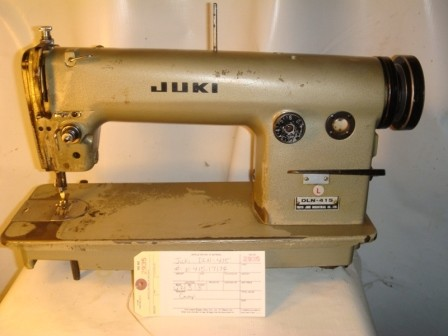 JUKI DLN 415 NEDLE FEED SEWING MACHINE