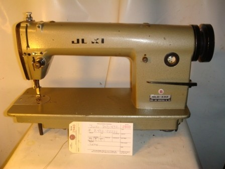 JUKI DLD-432 1-needle, Differential-feed, Lockstitch Machine