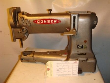 CONSEW 223R Cylinder arm (Missing Parts)