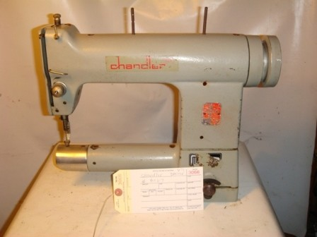 CHANDLER 671 Darning Sewing Machine