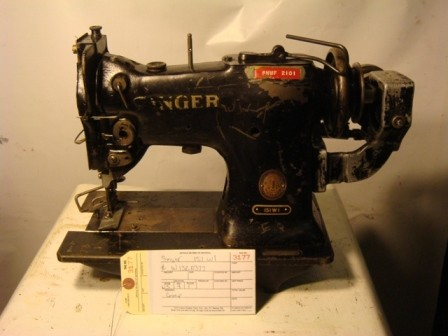 SINGER 151W1, zig zag with double cam