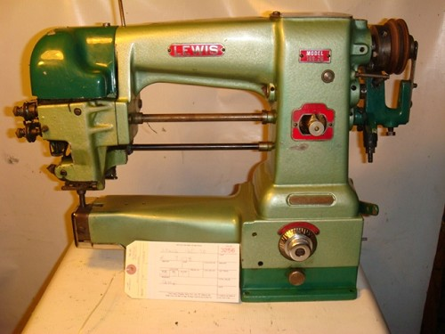LEWIS 160-20, BLINDSTITCH / HEMMER