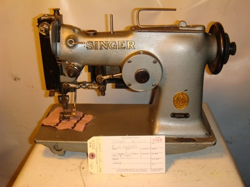 SINGER 107W1, zig zag sewing machine with the cam