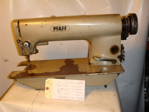 PFAFFF 461-34-900AS Single Needle sewing machine