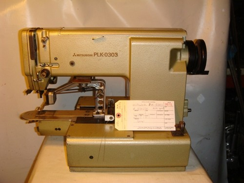 MITSUBISHI PLK-0303 Sewing machine