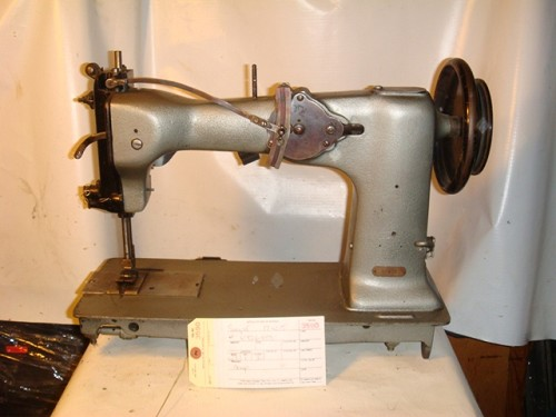 SINGER 17W15, heavy duty zig zag sewing machine