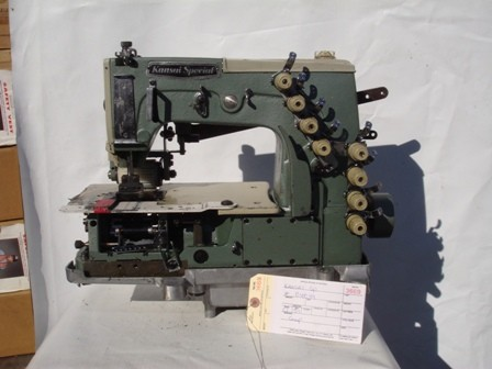 KANSAI SPECIAL  MULTI NEEDLE SEWING MACHINE