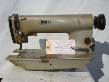PFAFF 463-34-3AS single needle sewing machine