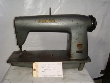 SINGER 400W101, SINGLE NEEDLE