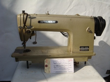 MITSUBISHI DB189 Single Needle sewing machine