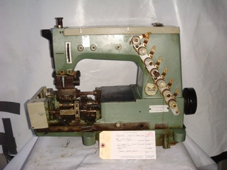 RIMOLDI 264-11-4ML-26 Multi Needle with puller sewing machines, Missing parts