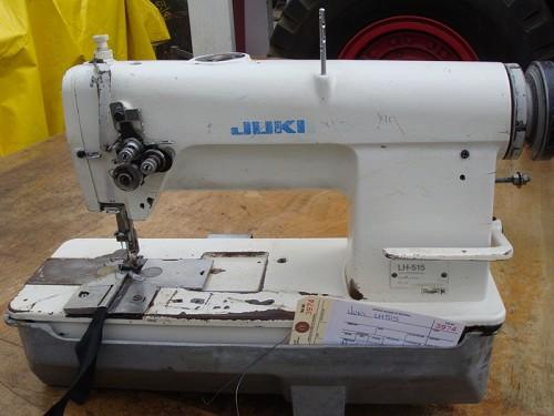 Juki LH-515 DOUBLE NEEDLE SEWING MACHINE