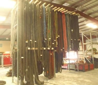Slings, Various Vertical Capacity, Various Lengths.