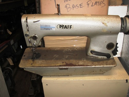 Pfaff 463-34-01 Industrial sewing machine