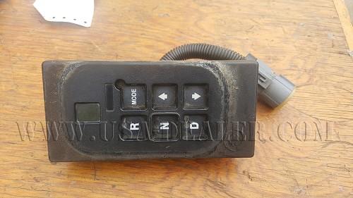 Allison Transmission Remote Shift Pad 29538360