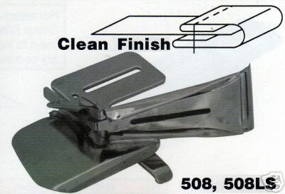 508LS Clean Finish Binder / Folder