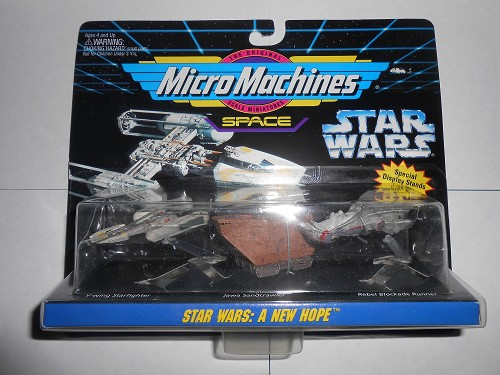 Star Wars Micro Machines A New Hope